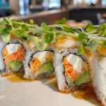 March Special roll: Shamrock